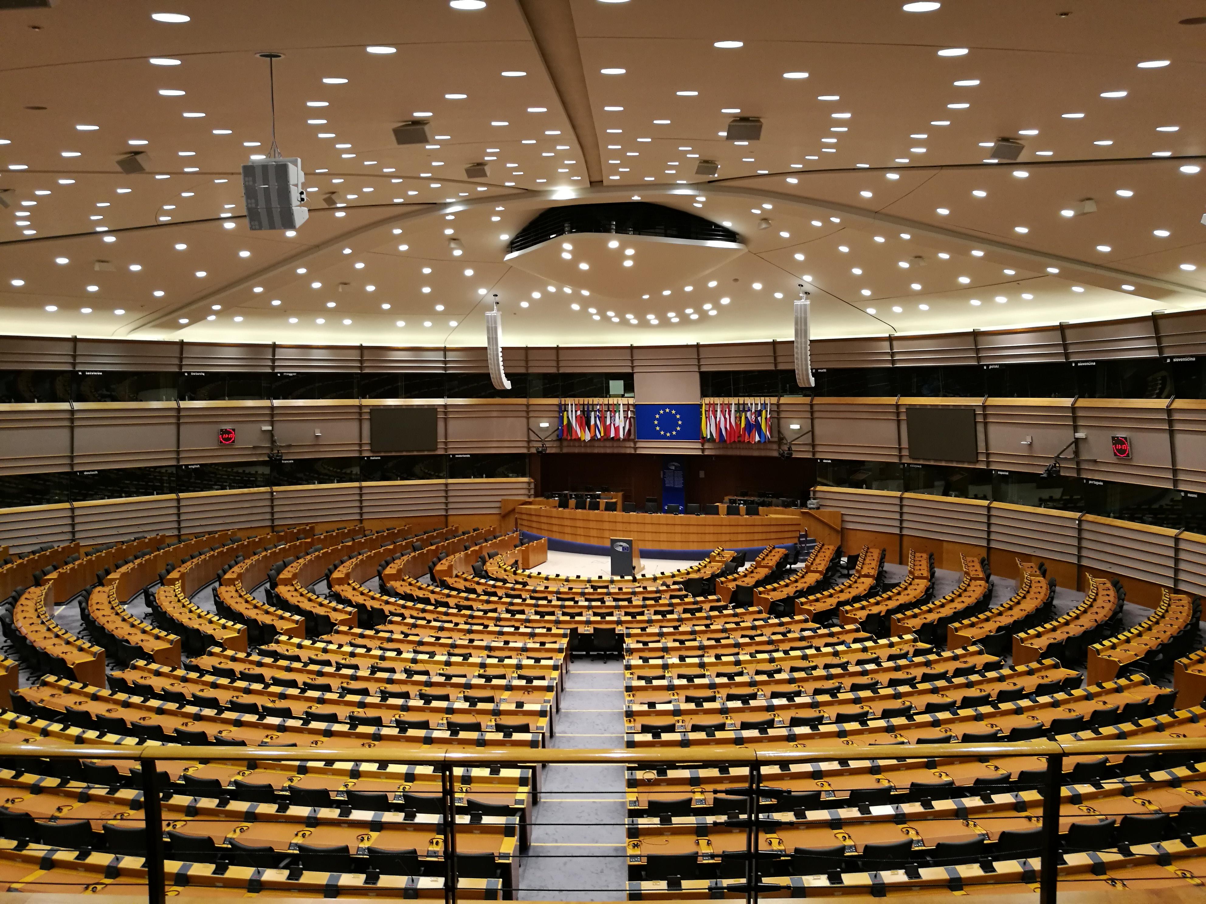 DAS EUROPÄISCHE PARLAMENT vertritt die Bürgerinnen und Bürger der EU-Mitgliedstaaten und ist Mitentscheider im EU-Gesetzgebungsprozess, Haushaltsbehörde und hat Überwachungsfunktion