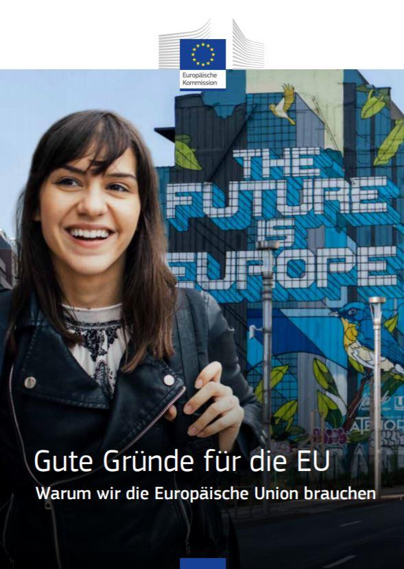 EU – wozu? 60 gute Gründe für die EU