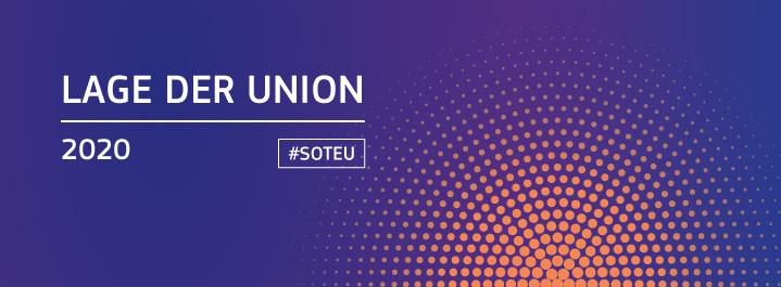 Zusammenfassung der Rede zur Lage der Union