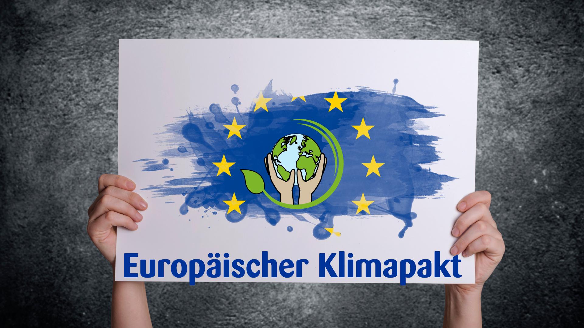 Europäischer Klimapakt – BürgerInnen für ein grüneres Europa